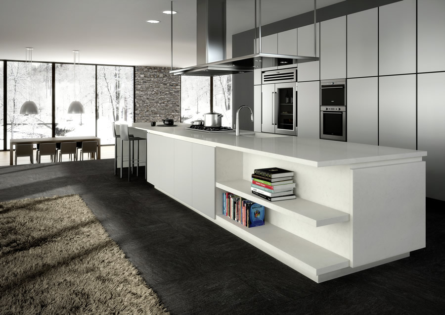 Wunderbar Kücheninsel Aus Granit Ideen - Kicthen Dekorideen - nuier.com