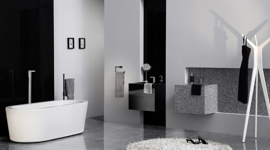 Granit f r badezimmer inspiration f r die - Granit badezimmer ...