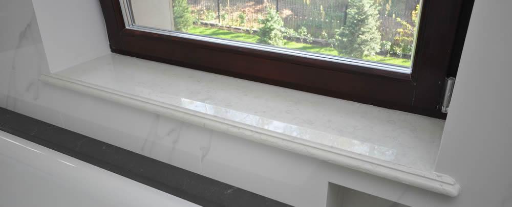 Marmor Fensterbänke - Marmor Fensterbänke auffallend Anders