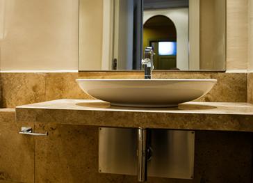 naturstein waschtische naturstein waschtische als meisterst ck. Black Bedroom Furniture Sets. Home Design Ideas